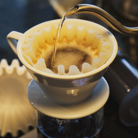 Fundamentals of Pour-over Brewing