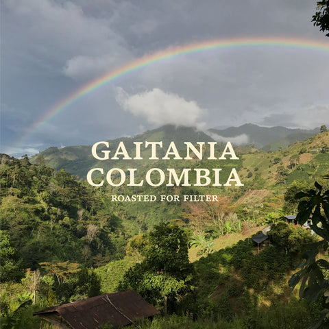 Gaitania, Colombia- Filter Roast