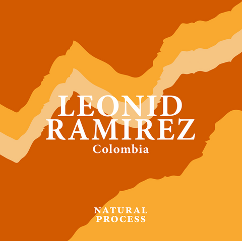 Leonid Ramirez Natural Process - Filter Roast