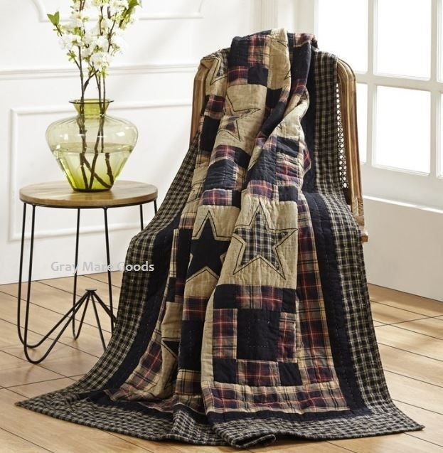 Revere Throw Quilt Blanket