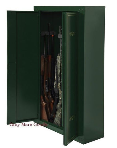 Gun Safes 14 Rifle Safe Cabinet Vaults Optional Shelves Ammo Storage Security