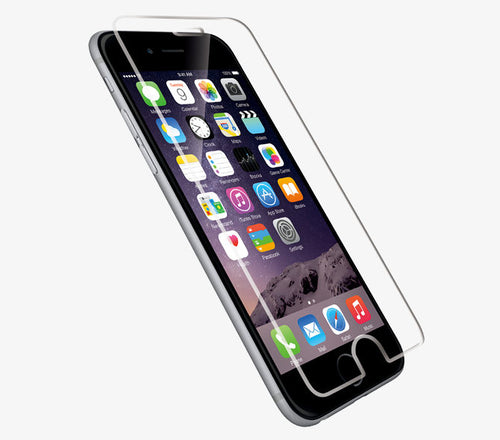 Apple iPhone 6, 6 Plus, 7, 7 Plus, 8  & 8 Plus - Tempered Glass Screen Protector