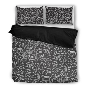 Chemistry Bedding Set