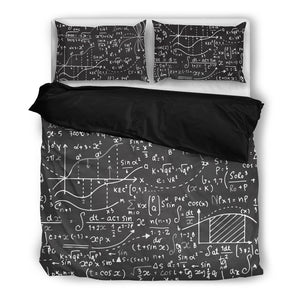 Mathematics Bedding Set