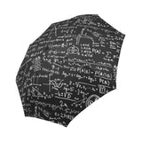 Math Automatic Foldable Umbrella