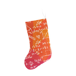 Mathematics Christmas Stocking