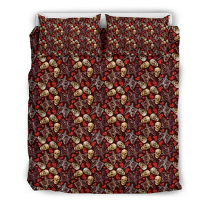 Anatomy Abstract Bedding Set