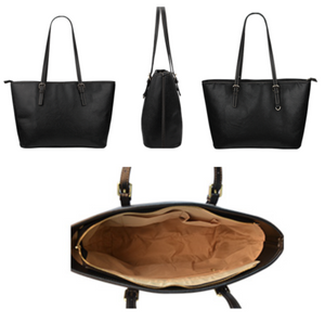 Periodic Large Leather Tote