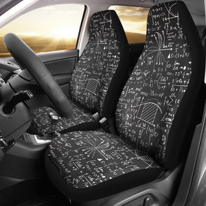Math Car Seat Covers