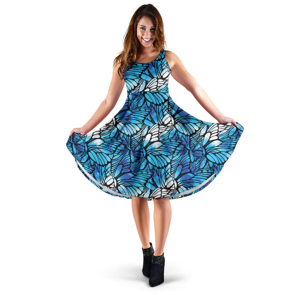 Flying Butterfly Wings Dress