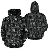 Periodic Black All Over Hoodie