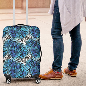 Flying Butterfly Wings Luggage Covers