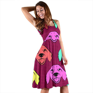 Color Labrador Retriever Dress