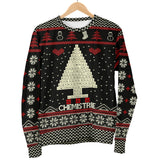 Ugly Chemis-Tree Women's Sweatshirt