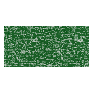 Math Beach Towel