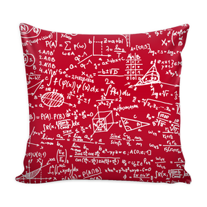 Math Pillow Case