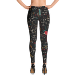 Mathematics Leggings