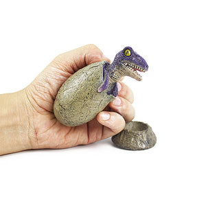 Dinosaur Eggs Toys Set Model