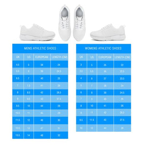 Math Gray Athletic Sneakers