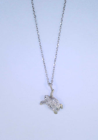 14KT Turtle Necklace