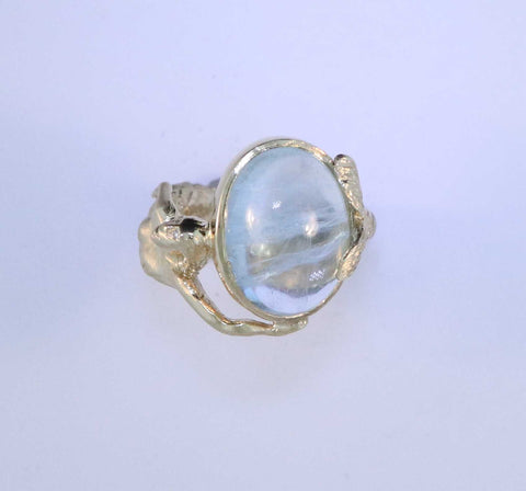 14KT Mermaid Ring