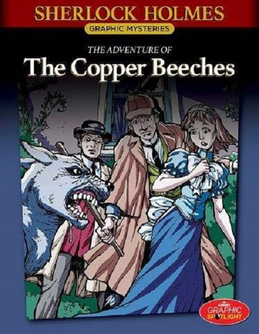 Sherlock Holmes #7: The Adventure of the Copper Beeches