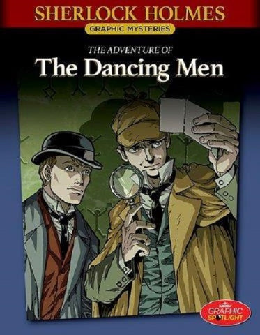 Sherlock Holmes #15: The Adventure of the Dancing Men