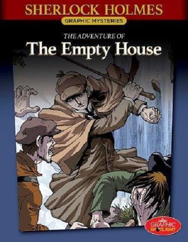 Sherlock Holmes #10: The Adventure of the Empty House