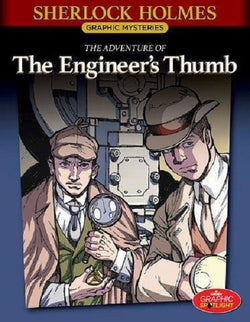Sherlock Holmes #4: The Adventure of the Engineer's Thumb