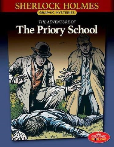 Sherlock Holmes #16: The Adventure of the Priory School