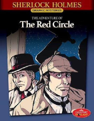 Sherlock Holmes #2: The Adventure of the Red Circle
