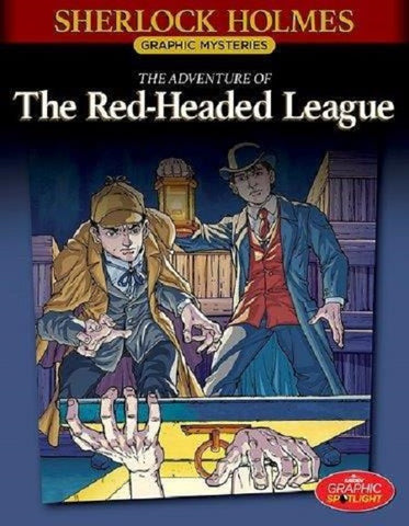 Sherlock Holmes #8: The Adventure of the Red-Headed League