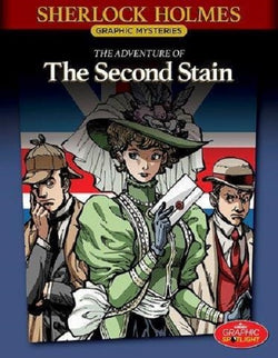 Sherlock Holmes #3: The Adventure of the Second Stain