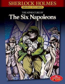 Sherlock Holmes #17: The Adventure of the Six Napoleons
