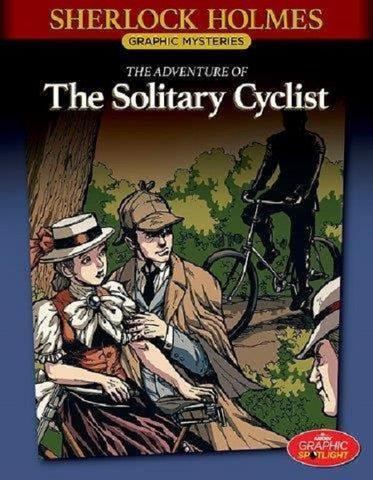 Sherlock Holmes #12: The Adventure of the Solitary Cyclist
