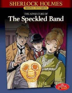 Sherlock Holmes #1: The Adventure of the Speckled Band