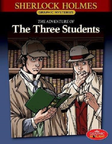 Sherlock Holmes #13: The Adventure of the Three Students