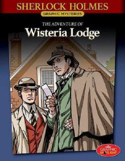 Sherlock Holmes #9: The Adventure of the Wisteria Lodge