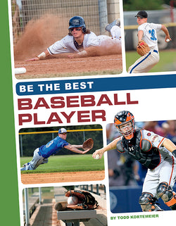 Be the Best: Baseball Player