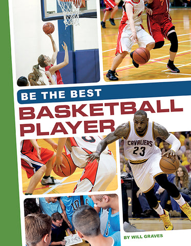 Be the Best: Basketball Player