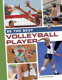 Be the Best: Volleyball