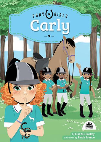 Pony Girls: Carly
