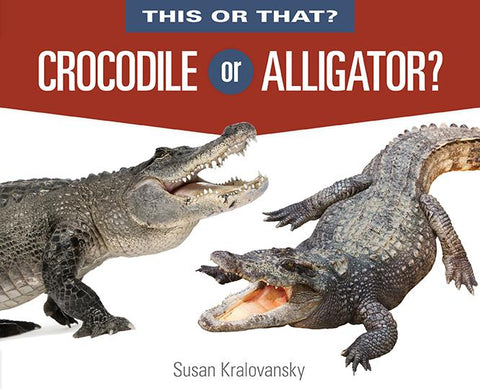 Crocodile or Alligator?