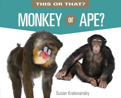 Monkey or Ape?