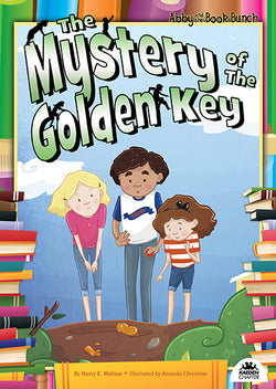 Abby and the Book Bunch: Mystery of the Golden Key