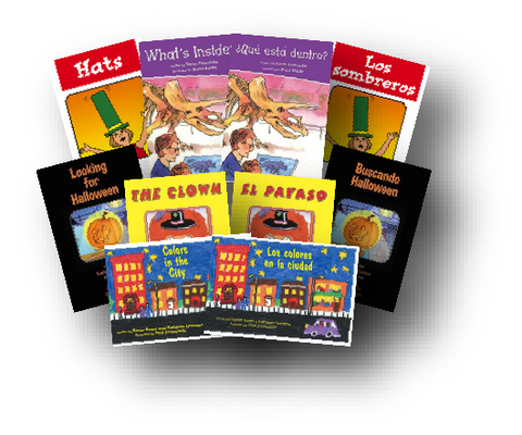 Beginning Readers - English/Spanish Pairs