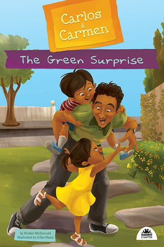Carlos & Carmen: The Green Surprise