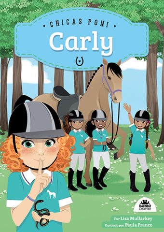 Chicas Poni: Carly