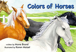 Colors Of Horses