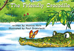 The Friendly Crocodile
